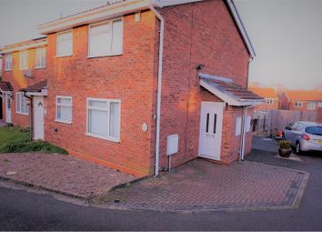 Thumbnail 1 bed end terrace house for sale in Rea Valley Drive, Birmingham