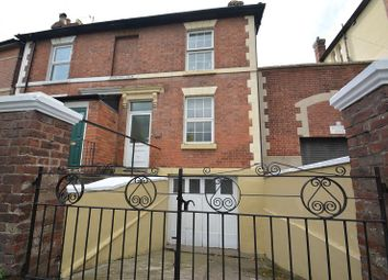 Thumbnail 2 bed semi-detached house for sale in Whitecross, Road, Hereford.