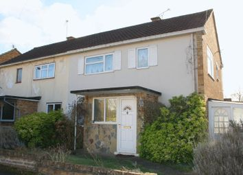 Thumbnail 3 bed semi-detached house for sale in Badger Close, Maidenhead
