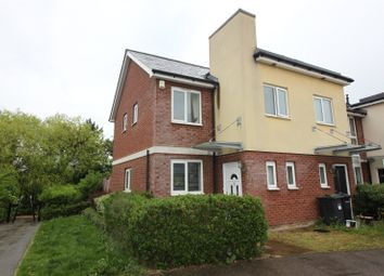 Thumbnail 2 bed end terrace house to rent in Lister Drive, Northfleet, Gravesend, Kent