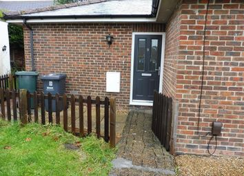 Thumbnail 1 bed bungalow to rent in Leigh Road, Havant