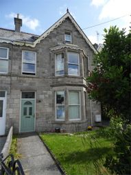Thumbnail 4 bed end terrace house to rent in Alexandra Road, St Austell, Cornwall