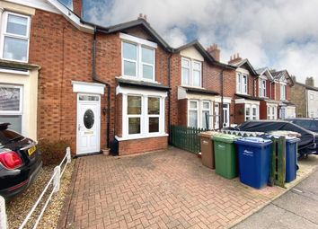 Thumbnail 2 bed terraced house for sale in Creek Road, March