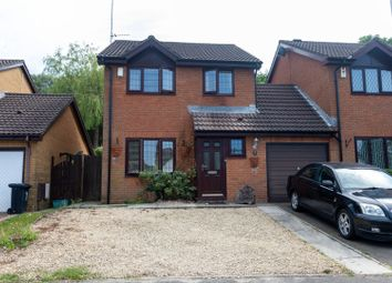 Thumbnail 3 bedroom link-detached house for sale in Blossom Close, Newport