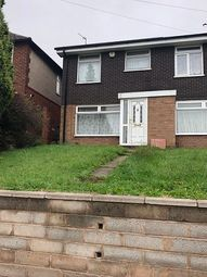 Thumbnail 3 bed terraced house to rent in Dudley Road East, Tividale