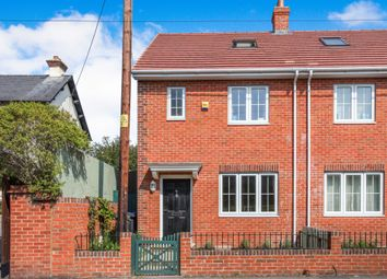 Thumbnail 3 bed semi-detached house for sale in Earls Court Road, Amesbury, Salisbury
