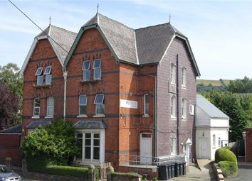 Thumbnail 1 bed flat to rent in Flat 6 Nythfa, New Road, New Road, Newtown, Powys