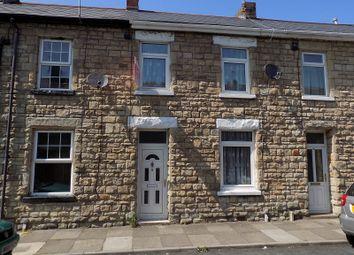 Thumbnail 3 bedroom terraced house for sale in Edward Street, Bridgend, Bridgend.