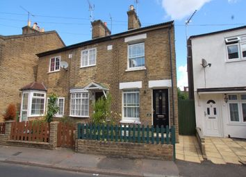 Thumbnail 2 bed end terrace house to rent in Albury Grove Road, Cheshunt, Hertfordshire