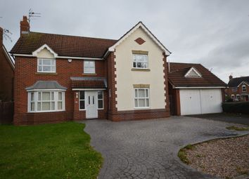 Thumbnail 4 bedroom detached house to rent in Seatoller Close, West Bridgford, Nottingham