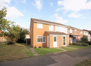 Thumbnail 3 bed end terrace house for sale in Dominie Walk, Lee-On-The-Solent