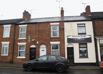 Thumbnail 2 bed terraced house to rent in Market Street, Crewe