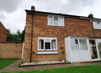 Thumbnail 2 bed semi-detached house to rent in Holmwood Road, Chessington