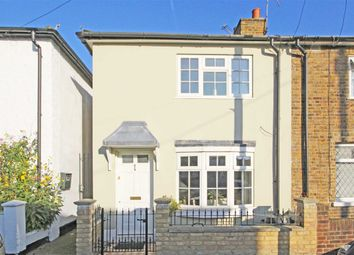 Thumbnail 3 bed semi-detached house for sale in Second Cross Road, Twickenham