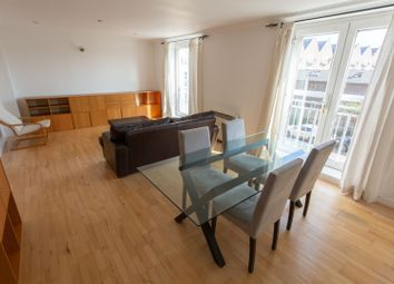 4 Millennium Drive, London E14. 2 bed flat
