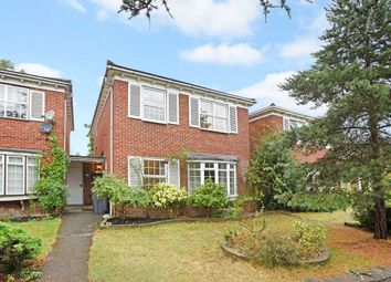 Thumbnail 4 bed link-detached house to rent in Cotswold Close, Kingston Upon Thames
