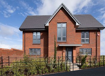 "Thumbnail 4 bed property for sale in ""Genoa"" at William Morris Way, Tadpole Garden Village, Swindon"