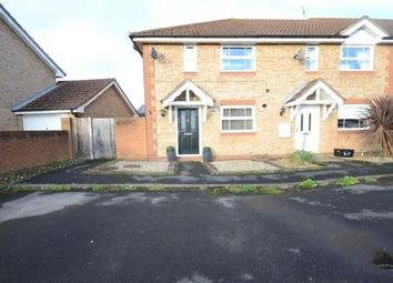 Thumbnail 2 bedroom end terrace house for sale in Donaldson Way, Woodley, Reading