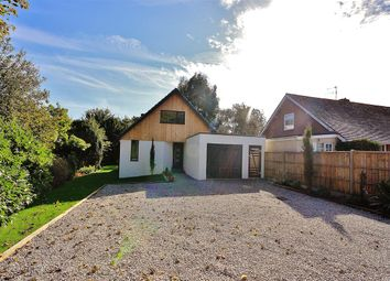 Thumbnail 4 bed bungalow for sale in New Road, Northbourne, Bournemouth
