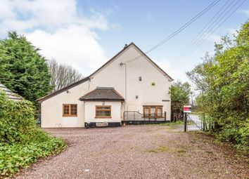 3 bed detached house for sale in Watling Street, Four Crosses, Cannock, Staffordshire WS11