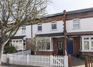 Thumbnail 3 bed terraced house for sale in Bushy Park Road, Teddington