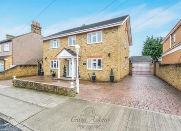 Thumbnail 4 bed detached house for sale in The Mawneys, Romford, Essex