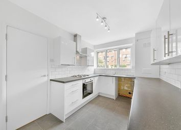 Thumbnail 3 bed flat to rent in Solon New Road Estate, London