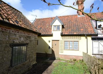 Thumbnail 1 bed cottage for sale in The Street, Shimpling, Bury St. Edmunds