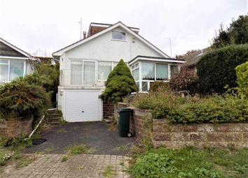 Bishopstone Drive, Saltdean, Brighton BN2. 4 bed bungalow