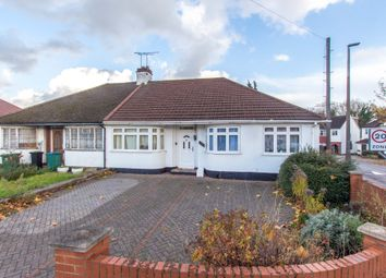 Thumbnail 3 bed semi-detached bungalow for sale in Bushey Mill Lane, Watford