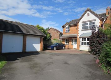 Thumbnail 4 bedroom detached house for sale in Cottesbrooke Gardens, East Hunsbury, Northampton