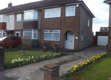 Thumbnail 3 bed property to rent in Rodney Crescent, Hoddesdon