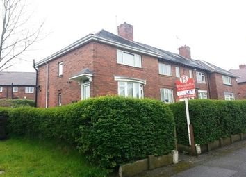 Thumbnail 2 bed semi-detached house to rent in Ridgeway Drive, Gleadless, Sheffield