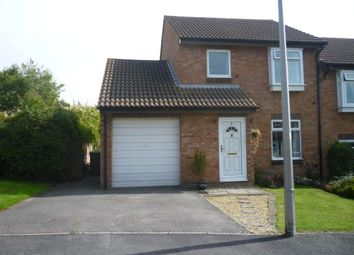 Thumbnail 3 bed semi-detached house for sale in Alder Walk, Frome