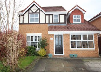 Thumbnail 4 bed detached house for sale in Amberhill Way, Worsley, Manchester