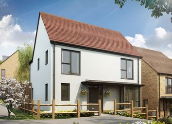 "Thumbnail 3 bed detached house for sale in ""Browning"" at The Green, Upper Lodge Way, Coulsdon"