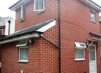 Thumbnail 1 bed end terrace house to rent in Manor Farm Road, Southampton