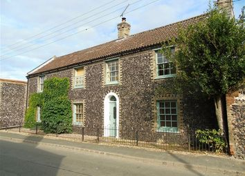Thumbnail 4 bedroom detached house for sale in Short Beck, Feltwell, Thetford