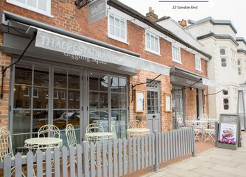 Thumbnail Commercial property for sale in Giggling Squid, 22 London End, Beaconsfield, Bucks