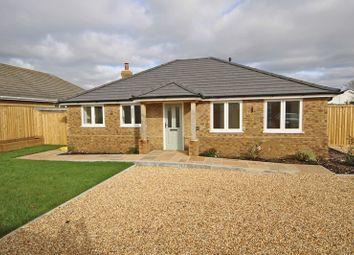 Thumbnail 3 bedroom detached bungalow for sale in Lavender Road, Hordle, Lymington