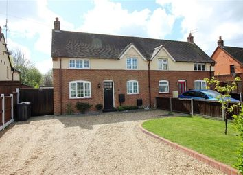 Thumbnail 3 bed semi-detached house for sale in Harwich Road, Little Clacton, Clacton On Sea