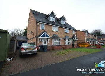 Thumbnail 5 bedroom semi-detached house to rent in Mariner Avenue, Edgbaston, Birmingham