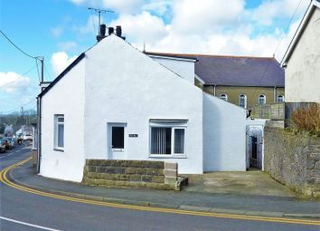 Thumbnail 2 bed terraced house for sale in Brynsiencyn, Llanfairpwll, Anglesey.