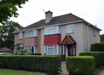 Thumbnail 3 bedroom semi-detached house for sale in Stubbs Moor Road, Farnborough