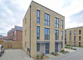 Thumbnail 3 bedroom semi-detached house for sale in Ploughman Way, Trumpington, Cambridge
