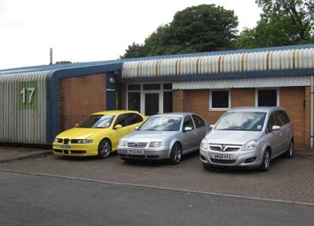 Thumbnail Office to let in Unit 17, Ynyscedwyn Industrial Estate, Ystradgynlais, Swansea