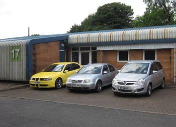 Thumbnail Office to let in Unit 17, Ynyscedwyn Industrial Estate, Ystradgynlais, Swansea