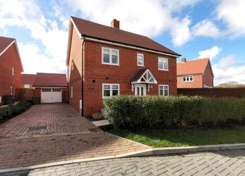 Thumbnail 4 bed detached house for sale in Goldfinch Lane, Hellingly, East Sussex
