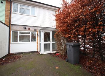 Thumbnail 3 bed semi-detached house to rent in Stoughton Road, Stoneygate, Leicester
