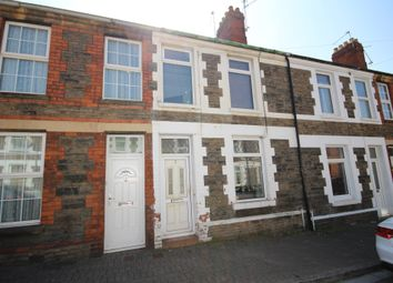 Thumbnail 2 bed terraced house for sale in Crwys Place, Cathays, Cardiff